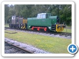 In june 2012 it was back to Rowsley, being hauled back in by Charlie, which had hauled it for departure six years before